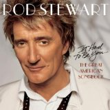 Download or print Rod Stewart The Way You Look Tonight Sheet Music Printable PDF -page score for Jazz / arranged Beginner Piano SKU: 32171.