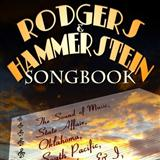 Download or print Rodgers & Hammerstein Climb Ev'ry Mountain Sheet Music Printable PDF -page score for Broadway / arranged Piano SKU: 72785.