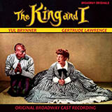 Download or print Rodgers & Hammerstein Getting To Know You Sheet Music Printable PDF -page score for Broadway / arranged ARTPNO SKU: 172139.