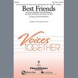 Download or print Roger Emerson Best Friends (from Madagascar 2: Escape 2 Africa) Sheet Music Printable PDF -page score for Concert / arranged 3-Part Mixed SKU: 97726.