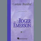 Download or print Roger Emerson Cantate Brasilia Sheet Music Printable PDF -page score for Concert / arranged SAB SKU: 168325.