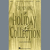 Download or print Roger Emerson For Men Only: Holiday Collection Sheet Music Printable PDF -page score for Winter / arranged TBB SKU: 196350.