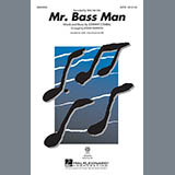 Download or print Roger Emerson Mr. Bass Man Sheet Music Printable PDF -page score for Rock / arranged TBB SKU: 88187.