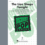 Download or print Roger Emerson The Lion Sleeps Tonight Sheet Music Printable PDF -page score for Pop / arranged TB SKU: 190839.