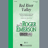 Download or print Traditional American The Red River Valley (arr. Roger Emerson) Sheet Music Printable PDF -page score for American / arranged TBB SKU: 160396.