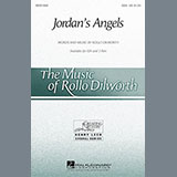 Download or print Rollo Dilworth Jordan's Angels Sheet Music Printable PDF -page score for Concert / arranged SATB SKU: 161836.