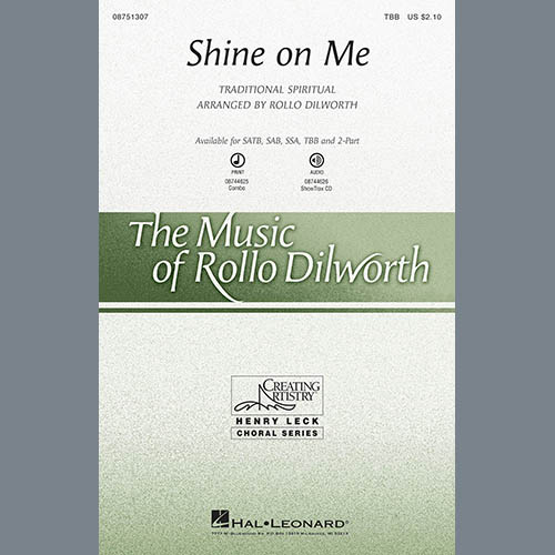 Easily Download Rollo Dilworth Printable PDF piano music notes, guitar tabs for  SSA. Transpose or transcribe this score in no time - Learn how to play song progression.