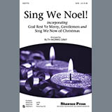 Download or print Traditional Carol Sing We Noel (arr. Ruth Morris Gray) Sheet Music Printable PDF -page score for Concert / arranged Choral TBB SKU: 77743.