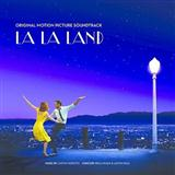 Download or print Ryan Gosling & Emma Stone A Lovely Night (from La La Land) Sheet Music Printable PDF -page score for Pop / arranged Easy Guitar Tab SKU: 179847.