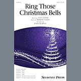 Download or print Peggy Lee Ring Those Christmas Bells (arr. Ryan Murphy) Sheet Music Printable PDF -page score for Winter / arranged TTBB SKU: 170485.