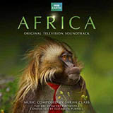 Download or print Sarah Class Bangweule Swamp (from 'Africa') Sheet Music Printable PDF -page score for Film and TV / arranged Piano SKU: 119189.