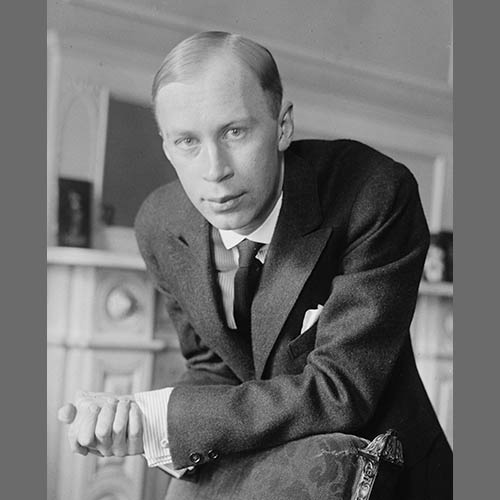 Easily Download Sergei Prokofiev Printable PDF piano music notes, guitar tabs for  Piano. Transpose or transcribe this score in no time - Learn how to play song progression.