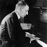 Download or print Sergei Rachmaninoff Preludes Op.32, No.5 Moderato Sheet Music Printable PDF -page score for Classical / arranged Piano SKU: 117645.