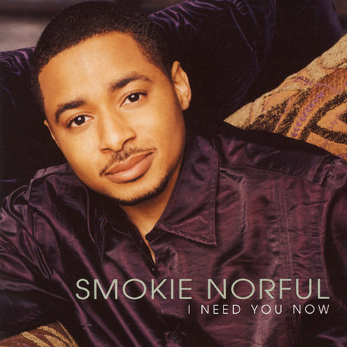 Easily Download Smokie Norful Printable PDF piano music notes, guitar tabs for  Piano, Vocal & Guitar (Right-Hand Melody). Transpose or transcribe this score in no time - Learn how to play song progression.