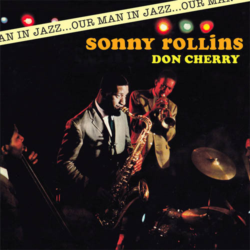 Easily Download Sonny Rollins Printable PDF piano music notes, guitar tabs for  Real Book - Melody, Lyrics & Chords - C Instruments. Transpose or transcribe this score in no time - Learn how to play song progression.