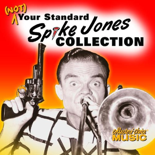 Easily Download Spike Jones Printable PDF piano music notes, guitar tabs for  Easy Piano. Transpose or transcribe this score in no time - Learn how to play song progression.