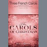 Download or print Stan Pethel Three French Carols Sheet Music Printable PDF -page score for Sacred / arranged Choral SKU: 177587.