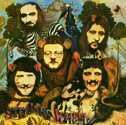 Easily Download Stealers Wheel Printable PDF piano music notes, guitar tabs for  Easy Guitar Tab. Transpose or transcribe this score in no time - Learn how to play song progression.