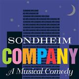 Download or print Stephen Sondheim Another Hundred People Sheet Music Printable PDF -page score for Broadway / arranged Piano & Vocal SKU: 153968.