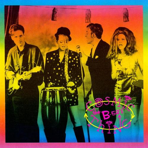 Easily Download The B-52's Printable PDF piano music notes, guitar tabs for  Melody Line, Lyrics & Chords. Transpose or transcribe this score in no time - Learn how to play song progression.