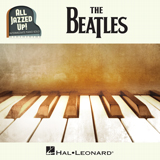 Download or print The Beatles All My Loving Sheet Music Printable PDF -page score for Folk / arranged Piano SKU: 176034.