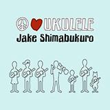 Download or print Jake Shimabukuro While My Guitar Gently Weeps Sheet Music Printable PDF -page score for Pop / arranged UKETAB SKU: 186378.