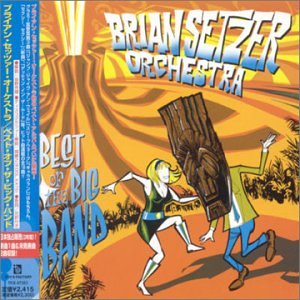 Easily Download The Brian Setzer Orchestra Printable PDF piano music notes, guitar tabs for  Piano, Vocal & Guitar (Right-Hand Melody). Transpose or transcribe this score in no time - Learn how to play song progression.