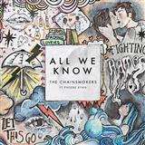 Download or print The Chainsmokers All We Know (feat. Phoebe Ryan) Sheet Music Printable PDF -page score for Pop / arranged Piano, Vocal & Guitar (Right-Hand Melody) SKU: 175258.