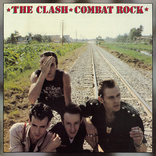 Easily Download The Clash Printable PDF piano music notes, guitar tabs for  Guitar Tab. Transpose or transcribe this score in no time - Learn how to play song progression.