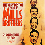 Download or print The Mills Brothers I'll Be Around Sheet Music Printable PDF -page score for Pop / arranged Piano SKU: 57294.