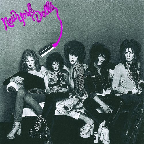 Easily Download The New York Dolls Printable PDF piano music notes, guitar tabs for  Lyrics & Chords. Transpose or transcribe this score in no time - Learn how to play song progression.