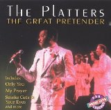 Download or print The Platters The Great Pretender Sheet Music Printable PDF -page score for Rock / arranged Easy Guitar SKU: 21009.