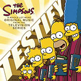 Download or print The Simpsons Hullaba Lula Sheet Music Printable PDF -page score for Film and TV / arranged Piano, Vocal & Guitar (Right-Hand Melody) SKU: 64173.