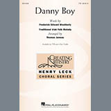 Download or print Irish Folksong Danny Boy (arr. Thomas Juneau) Sheet Music Printable PDF -page score for Concert / arranged 3-Part Treble SKU: 176998.