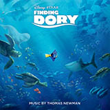 Download or print Thomas Newman Finding Dory (Main Title) Sheet Music Printable PDF -page score for Children / arranged Piano SKU: 173884.
