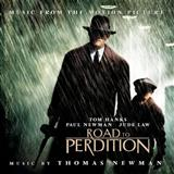 Download or print Thomas Newman Perdition (from Road To Perdition) Sheet Music Printable PDF -page score for Film and TV / arranged Piano SKU: 31147.