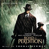 Download or print Thomas Newman Road To Perdition Sheet Music Printable PDF -page score for Film and TV / arranged Piano SKU: 175951.