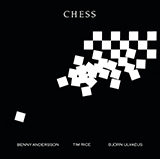 Download or print Andersson and Ulvaeus Chess Sheet Music Printable PDF -page score for Broadway / arranged Piano SKU: 51014.
