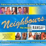 Download or print Tony Hatch Theme from Neighbours Sheet Music Printable PDF -page score for Film and TV / arranged Piano SKU: 32289.