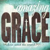 Download or print Traditional Amazing Grace Sheet Music Printable PDF -page score for Gospel / arranged Alto Saxophone SKU: 100448.