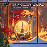 Download or print Trans-Siberian Orchestra Siberian Sleigh Ride Sheet Music Printable PDF -page score for Winter / arranged Guitar Tab SKU: 161870.
