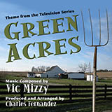 Download or print Vic Mizzy Green Acres Theme Sheet Music Printable PDF -page score for Film and TV / arranged Piano SKU: 52852.