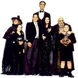 Download or print Vic Mizzy The Addams Family Theme Sheet Music Printable PDF -page score for Children / arranged Piano SKU: 84757.