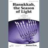 Download or print Vicki Tucker Courtney Hanukkah, The Season Of Light Sheet Music Printable PDF -page score for Chanukah / arranged SATB SKU: 86532.