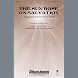 Download or print Vicki Tucker Courtney The Sun Rose On Salvation Sheet Music Printable PDF -page score for Classical / arranged Percussion SKU: 96885.