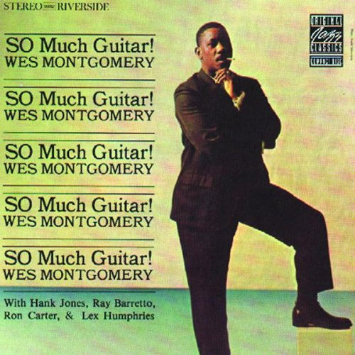 Easily Download Wes Montgomery Printable PDF piano music notes, guitar tabs for  Real Book - Melody & Chords - Eb Instruments. Transpose or transcribe this score in no time - Learn how to play song progression.