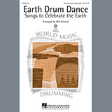 Download or print Will Schmid Earth Drum Dance Sheet Music Printable PDF -page score for Concert / arranged 5-Part SKU: 98285.