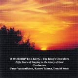 Download or print William Gardiner O Worship The King Sheet Music Printable PDF -page score for Hymn / arranged Piano SKU: 86826.