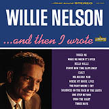 Download or print Willie Nelson Crazy Sheet Music Printable PDF -page score for Pop / arranged Piano SKU: 30592.