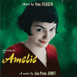 Download or print Yann Tiersen La Valse D'Amelie Sheet Music Printable PDF -page score for Film and TV / arranged Piano SKU: 175941.